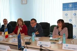 Reforma administratiei publice, pe agenda discutiilor cu reprezentanti ai Comisiei Europene
