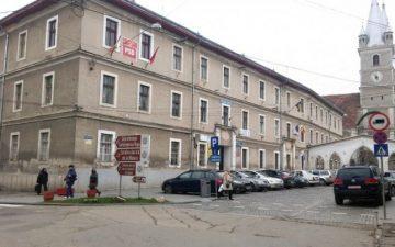 Muzeu al civilizatiei dacice in cladirea unui vechi spital. Autoritatile cer fonduri europene pentru investitie