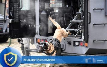 Bugetul UE: fonduri de 4,8 miliarde euro alocate securitatii pentru o Europa care ofera protectie