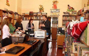Cladirea bibliotecii pentru copii va fi renovata. Fondurile, asigurate printr-un proiect transfrontalier de 2,5 milioane de euro