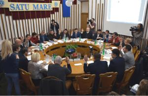 Consiliul Local Satu Mare a aprobat achizitionarea a 20 de autobuze hibrid, din fonduri UE