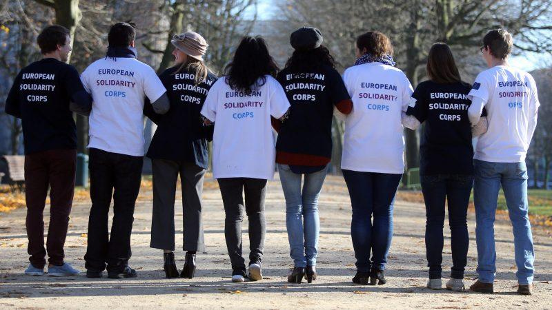 Corpul european de solidaritate: o noua cerere de propuneri de proiecte