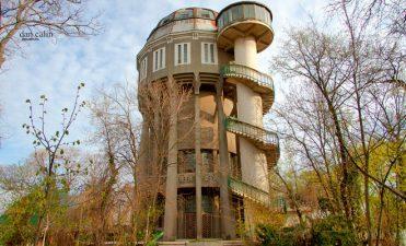 A fost semnat contractul de finantare pentru reabilitarea cu fonduri europene a Castelului de Apa din Braila