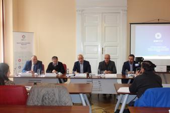 Au fost semnate 4 noi contracte de finantare prin Regio-POR 2014-2020 pentru reabilitarea a doua licee, o scoala generala si o gradinita din Regiunea Vest
