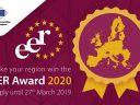 """Lansarea editiei 2020 – competitia """"Regiunea Europeana Intreprinzatoare"""" (REI), Comitetul Regiunilor"""
