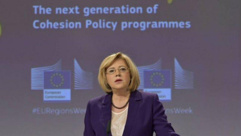 Comisarul european Corina Cretu aproba alocarea a 266 milioane de euro pentru extinderea sistemului de cadastru din Romania