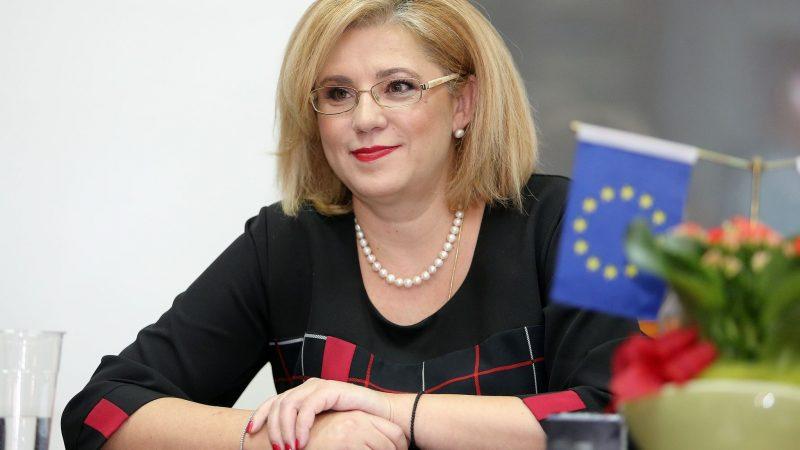 Corina Cretu: Politica de coeziune are un rol esențial în consolidarea economică și socială a tuturor regiunilor din UE