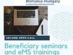 Programul Interreg V-A Romania – Ungaria: seminarii si instruiri pentru beneficiarii celui de-al doilea apel de proiecte