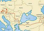 proiect Nabucco, Uniunea Europeana, sector energetic, interconectare electrica