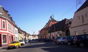 Finantare nerambursabila prin POR pentru o strada din Sibiu