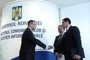 Fostul ministru al Comunicatiilor regreta ca nu a finalizat o schema de ajutor de stat de 50 de milioane de euro