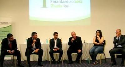 Dezbatere Conferinta Finantare.ro: Ce solutii gasim in fata provocarilor ridicate de finantarile europene? (IV)