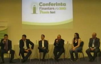 Dezbatere Conferinta Finantare.ro: Ce solutii gasim in fata provocarilor ridicate de finantarile europene? (V)