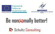 Finalizare cu succes a proiectului Be non(4)mally better!