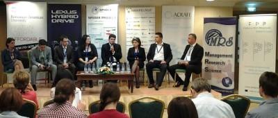 Conferinta Finantare.ro, Bucuresti, 4 octombrie 2012