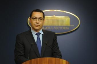 Victor Ponta: Putem reporni POSDRU in luna decembrie