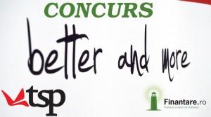 concurs tsp