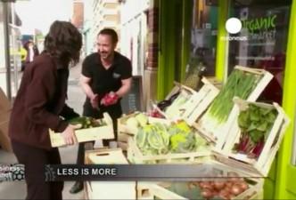 Magazin de produse organice, cu micro-finantare europeana