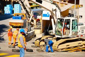 Plati anticipate de pana la 80% pentru lucrarile in infrastructura derulate cu fonduri europene
