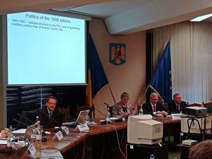 A treia sedinta comuna a guvernelor Romaniei si Republicii Moldova