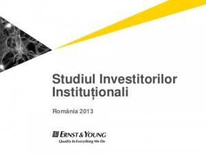 In 3 ani, cele mai fezabile industrii din Romania vor fi cele energetice, arata un studiu Ernst&Young