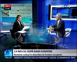 Teodorovici: POSDRU va fi lansat cu toata suma ramasa inca neangajata, aproximativ 1,3 miliarde euro, in iunie
