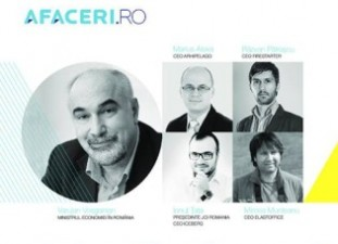 Conferinta Afaceri.ro, fereastra spre Brasovul anilor 2020