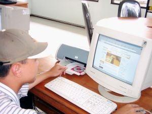 Comertul cu tichete Rabla infloreste pe internet