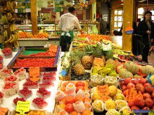 Fructele si legumele din pietele din Romania sunt verificate de expertii MADR