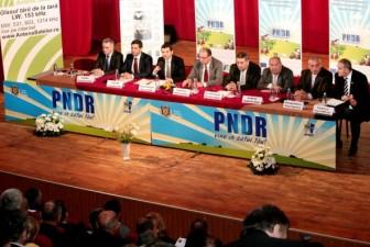 Conferinta de lansare a primelor masuri de finantare prin PNDR 2014-2020