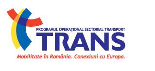 POS Transport: Statie de cale ferata amenajata cu bani europeni, in portul Constanta