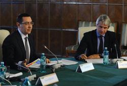Sedinta speciala de Guvern pentru Acordul de Parteneriat propus Comisiei Europene