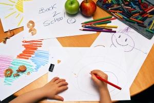 Concurs de desen – Personaj antropomorf, copil cu vârsta cuprinsă între 8 și 12 ani/ Premiu: 1.000 Euro