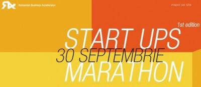 Premii de pana la 10.000 de euro, la Start Ups Marathon: Bucuresti, 30 septembrie
