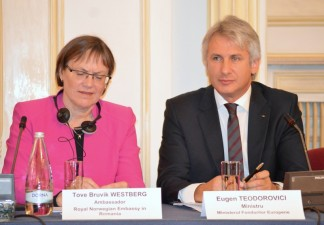 Granturile SEE si norvegiene, totalizand peste 300 de milioane de euro, s-au lansat oficial in Romania