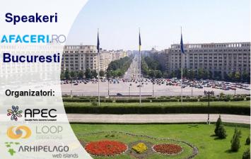 O saptamana pana la prima Conferinta Internationala Afaceri.ro – Bucuresti, 28 noiembrie
