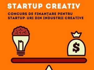 Premii in valoare totala de 440.000 de lei pentru startup-uri in industrii creative