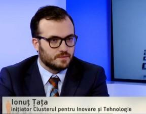 Ionut Tata vorbeste despre clustere si finantarea industriilor creative