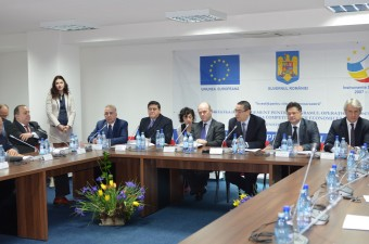 S-au semnat primele contracte de finantare pentru Polul AUTO MUNTENIA!
