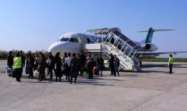 Finantare prin POS Transport pentru Aeroportul Craiova