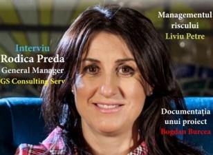 Revista Romana de Managementul Proiectelor a ajuns la editia a IX-a