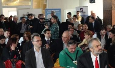 A inceput prima Conferinta Afaceri.ro din acest an, la Galati