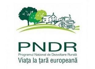 PNDR 2014 – 2020 a fost transmis oficial Comisiei Europene spre aprobare