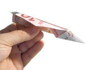 Cati bani de la bugetul de stat au aterizat pe aeroporturile romanesti?