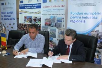 Investitii de 3 milioane euro pentru sprijinirea IMM-urilor din Regiunea Centru