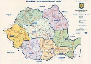 Comisia Europeana a aprobat harta regionala a ajutoarelor de stat pentru Romania, in perioada 2014-2020