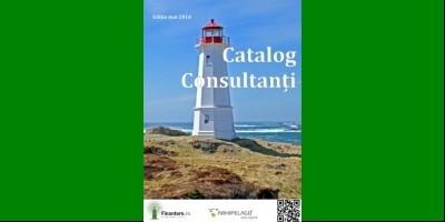 Finantare.ro va prezinta Catalog Consultanti in format PDF – editia mai 2014