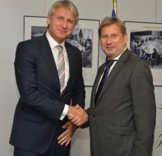 Eugen Teodorovici: Am agreat ultimele detalii cu reprezentantii Comisiei Europene inainte de trimiterea formei actualizate a Acordului de Parteneriat 2014-2020