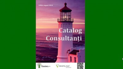 Finantare.ro va prezinta Catalog Consultanti in format PDF – editia septembrie-octombrie 2014