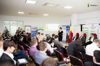 La Conferinta Finantare.ro Iasi 2015 participantii au primit informatii despre finantarea prin AeRo – BVB si dezvoltarea business-urilor in Marea Britanie